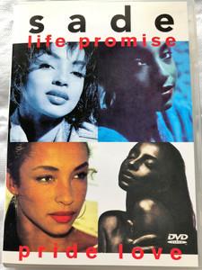 Sade - Life Promise Pride Love DVD (2000) (5099720052395)