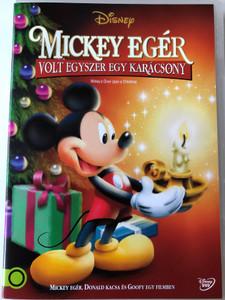 Mickey's Once Upon a Christmas DVD 1999 Mickey Egér - Volt egyszer egy Karácsony / Starring: Wayne Allwine, Russi Taylor, Tony Anselmo, Diane Michelle, Tress MacNeille (5996514016772)