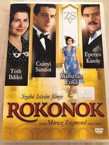 Rokonok - Készült Móricz Zsigmond Regénye Alapján DVD / Relatives - Based on the Novel of Zsigmond Móricz / Languages : Hungarian 5.1 / Subtitles : English, German, Hungarian