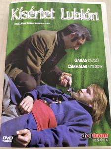 Kísértet Lublón - Mikszáth Kálmán Regénye Alapján DVD (1976) The Phantom On Horseback - Based on the Novel of Kálmán Mikszáth (5996051436408)