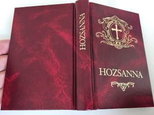Hozsanna Magyar Énekeskönyv / Hungarian Christian Hymnal [Hardcover]