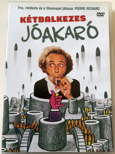 I Don't Know Much, But I'll Say Everything (Je Sais Rien, mais je dirai Tout) DVD 1973 Kétbalkezes Jóakaró / Directed by Pierre Richard / Starring: Pierre Richard, Bernard Blier (5996473011917)
