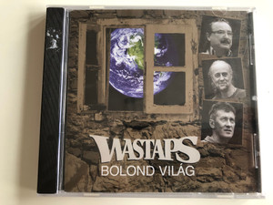 Wastaps – Bolond Világ / DMG Audio CD / 4260022811336
