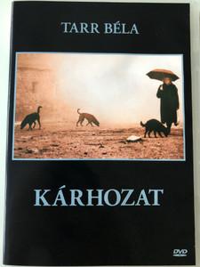 Kárhozat DVD 1988 Damnation / Directed by Tarr Béla / Starring: Székely B. Miklós, Kerekes Vali, Cserhalmi György, Pauer Gyula, Temessy Hédi (5996357313564)
