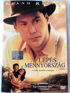 A walk in the Clouds DVD 1995 Pár lépés a Mennyország / Directed by Alfonso Arau / Starring: Keanu Reeves, Anthony Quinn, Giancarlo Giannini, Aitana Sanchez-Gijon (5996255710762)
