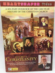 History of Christianity (2013) A six-part Overview of the 2000 Year History of the Christian Church DVD (4806519262368)