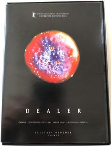 Dealer 2xDVD 2004 Kétlemezes extra változat / Directed by Fliegauf Benedek / Starring: Balogh Edina, Keresztes Felicián, Szakács Lajos, Szigeti Anikó (5996357342632)
