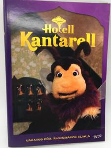 Hotell Kantarell - Varning för inkommande humla (DVD) TV-Serie från 2007 av Mikael Hellström / Swedish TV Series - Season 2 Episodes 7-12 (7391970013927)
