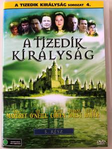 The 10th Kingdom Part 5 DVD 2000 A tizedik királyság 5. / Directed by David Carson, Herbert Wise / Starring: Ann-Margret, Ed O'neill, Scott Cohen, Dianne Wiest, Rutger Hauer (5999553601718)