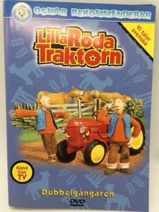 Den lilla röda traktorn del 10 - Dubbelgångaren (2004) Little Red Tractor 10 - Scandinavian Edition / Swedish, Danish, Norwegian and Finnish Language Options (7332421029609)