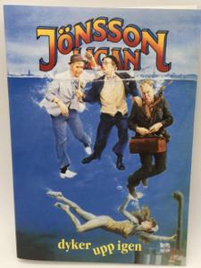 Jönssonligan dyker upp igen - Komedi från 1986 av Mikael Ekman med Gösta Ekman och Ulf Brunnberg / Swedish Language Comedy from 1986 (7391772309211)