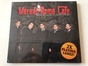 Váradi Roma Cafe – Isten Hozott A Családban! / Sony BMG Music Entertainment Audio CD 2006 / 88697055082