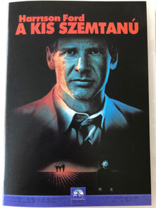 Witness DVD 1985 A Kis szemtanú / Directed by Peter Weir / Starring: Harrison Ford, Kelly McGillis, Lukas Haas (5996217420098)