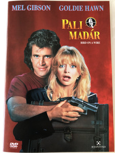 Bird on a Wire DVD 1990 Palimadár / Directed by John Badham / Starring: Mel Gibson, Goldie Hawn, David Carradine (5999544253339)