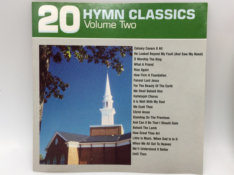 20 Hymn Classics - Volume 2 / Audio CD by Various Artists - Complied by Dan Cleary (084418231027)