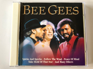 Bee Gees / Spicks And Specks, Follow The Wind, Peace Of Mind, Take Hold Of That Star, And Many Others / Eurotrend ‎Audio CD / CD 157.476