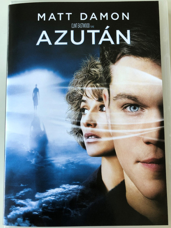 Hereafter DVD 2010 Azután / Directed by Clint Eastwood / Starring: Matt Damon, Cécile de France (5996514008128)