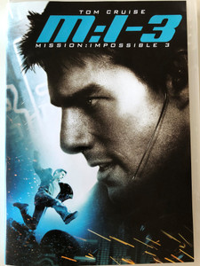 Mission Impossible 3 - M:I-3 DVD 2006 / Directed by J.J. Abrams / Starring: Tom Cruise, Philip Seymour Hoffman , Ving Rhames, Billy Crudup (5996051320356)
