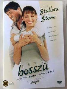 Avenging Angelo DVD 2002 Késő bosszú / Directed by Martyn Burke / Starring: Sylvester Stallone, Madeleine Stowe, Raoul Bova (5999560930269)