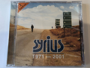 Syrius ‎– 1971-2001 / Darshan Court Cultural Center ‎Audio CD / Darshan 002