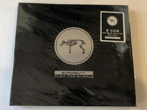 Superbutt ‎– Music For Animals / Double Deluxe Edition / EDGE Records 2x Audio CD 2011 / 5999505136848