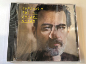 Supernem - Tul A Frekvencian / Gold Records Audio CD / 5999886523053