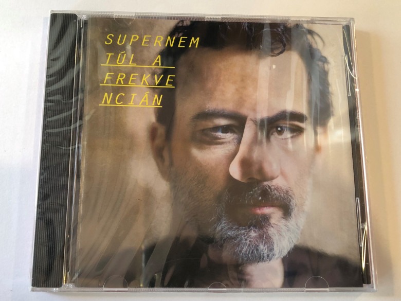 Supernem - Tul A Frekvencian / Gold Records Audio CD / 5999886523053