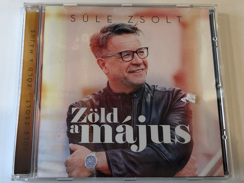 Süle Zsolt - Zöld A Május / Magneoton Audio CD 2018 / 5999860032410