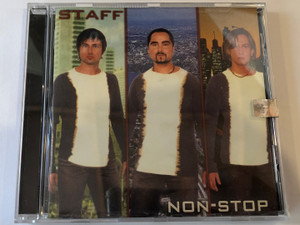 Staff – Non-Stop / Hungaroton ‎Audio CD 2001 / HCD 71078