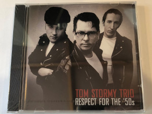 Tom Stormy Trio - Respect For The '50s / Tom-Tom Records Audio CD 2009 / TTCD122