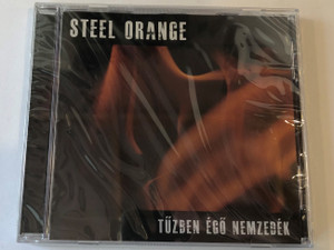 Steel Orange - Tuzben Ego Nemzedek / GrundRecords Audio CD 2012 / GR012