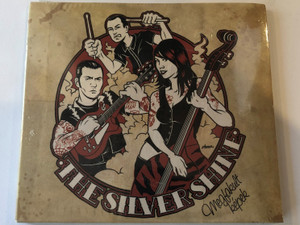 The Silver Shine – Megfakult Képek / GrundRecords Audio CD 2013 / GR015