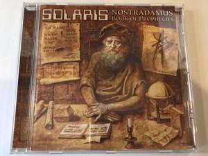 Solaris - Nostradamus Próféciák Könyve (Book Of Prophecies) / Periferic Records Audio CD 1999 / BGCD 025