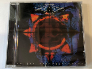S.O.S. – Teljes Napfogyatkozás / Audio CD / SOS 001