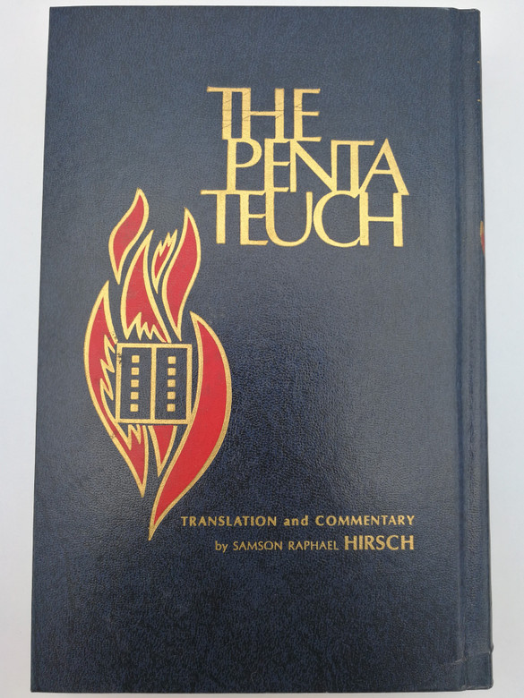 The Pentateuch - Translation and commentary by Samson Raphael Hirsch / Volume III - Leviticus (part I) / Rendered into English by Isaac Levy / Judaica Press 1989 / Hardcover (PentateuchVol3)
