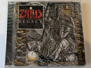 Syrius Legacy – Széttört álmok szvít = Shattered Dreams Suite / Tom-Tom Studio Audio CD 2017 / TTCD267
