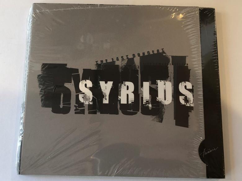 Syrius – The Last Concert / Audio CD / 5999883042120