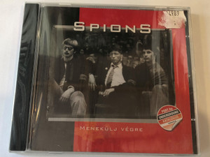Spions ‎– Menekülj Végre / 1G Records ‎Audio CD 2009 / 1G2009103020-2