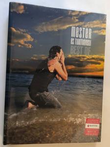 A Mester és tanítványai Best of CD & DVD / Mester Tamás - Túl kicsi a föld, Miért nem félsz?, Reaching out, Indián, Nélküled / Quaestor (5999556200512)
