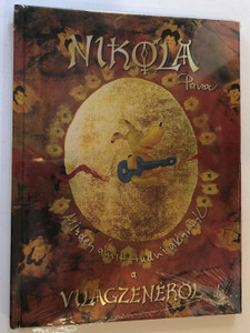 Nikola Parov - Minden amit tudni akartál a világzenéről KÖNYV & CD / All What You Wanted to Know About World Music by Nikola Parov / Tom-Tom Records Book & Audio CD / TTCD 174 / Hardcover 2012 (5999524961810)