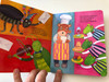 Házasodik a vakond by Gazdag Erzsi / The Mole is getting married - Hungarian Children's poem / Illustrated by Kállai Nagy Krisztina / Móra könyvkiadó 2014 / Board book (9789631196771)