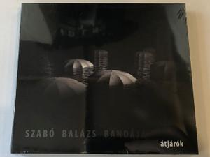 Szabó Balázs Bandája – Átjárók / Megadó Kiadó 2x Audio CD 2011 / M-25