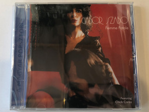 Gabor Szabo ‎– Femme Fatale / Featuring Chick Corea / Mambo Records ‎Audio CD / HCD 37319