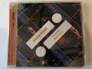 Gabor Szabo – The Sorcerer, More Sorcery / Impulse! 2-On-1 / The Verve Music Group Audio CD 2011 / 06007 5334725