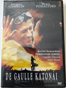 Laissez-passer DVD 2002 De Gaulle katonái (Safe Conduct) / Directed by Bertrand Tavernier / Starring: Jacques Gamblin, Denis Podalydès (5996051840311)