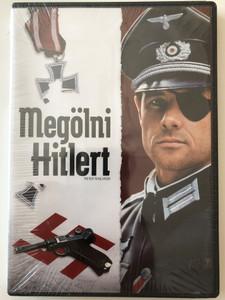 The plot to kill Hitler DVD 1990 Megölni Hitlert / Directed by Lawrence Schiller / Starring: Brad Davis, Ian Richardson, Michael Byrne, Rupert Graves (5996514000351)