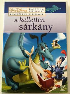 The Reluctant Dragon DVD 1941 A Kelletlen sárkány / Directed by Alfred Werker, Hamilton Luske / Starring: Robert Benchley, Frances Gifford, Buddy Pepper, Nana Bryant (5996255729962)