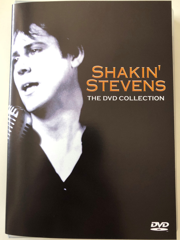 Shakin' Stevens The DVD 2005 Collection / A Little Boogie Woogie, Love Attack, A letter to you, This Ole House / Special Features-Music videos, Arena and TV performances 2004-2005 / Sony BMG - Epic (5099720293590)