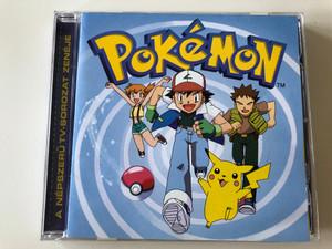 Pokémon - A Népszerű Tv-Sorozat Zenéje / BMG Ariola Hungary Audio CD 1999 / 743217900823