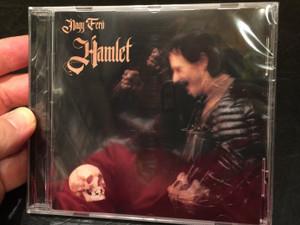 Nagy Feró – Hamlet / GrundRecords Audio CD 2018 / GR127